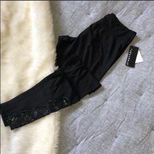 NWT Jessica Simpson the warmup legging sz.L